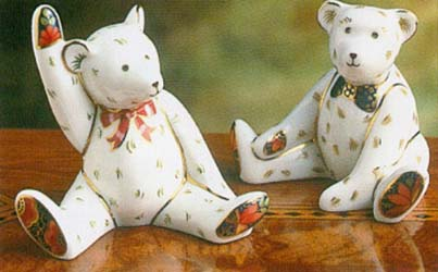 Miniature Giftware Bears